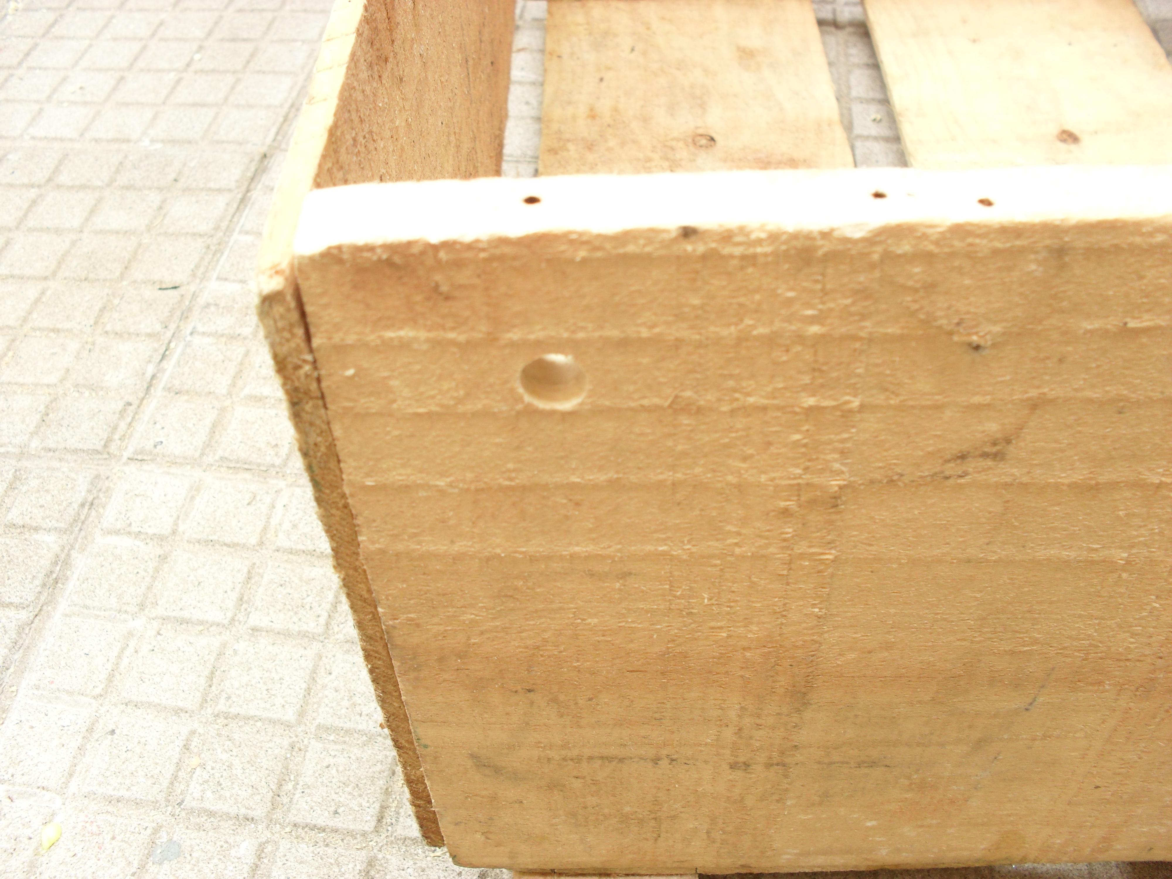 Banquinho de caixa de verduras e de leite Historiarte Blog #A38428 4000x3000